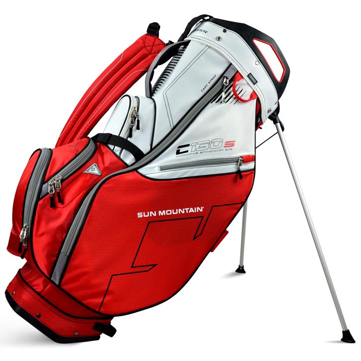2016 Sun Mountain C130 Golf Stand Bag