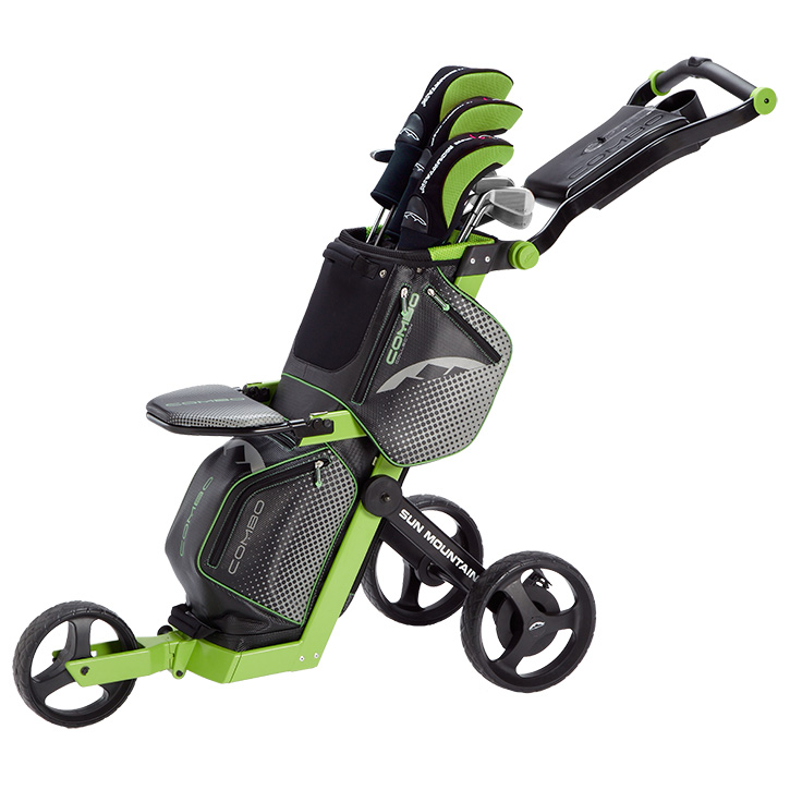 2016 Sun Mountain Combo Golf Push Cart