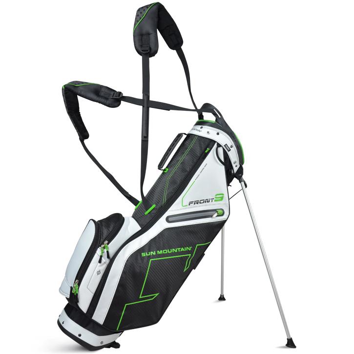 2016 Sun Mountain Front 9 Golf Stand Bag