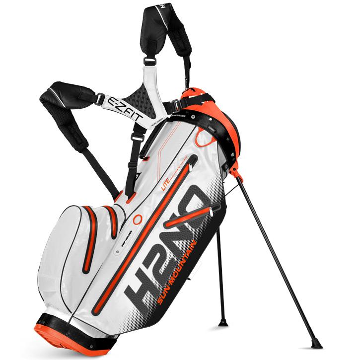 2016 Sun Mountain H2NO Lite Golf Stand Bag
