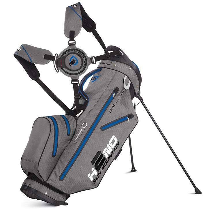 2015 Sun Mountain H2NO Lite Golf Stand Bag