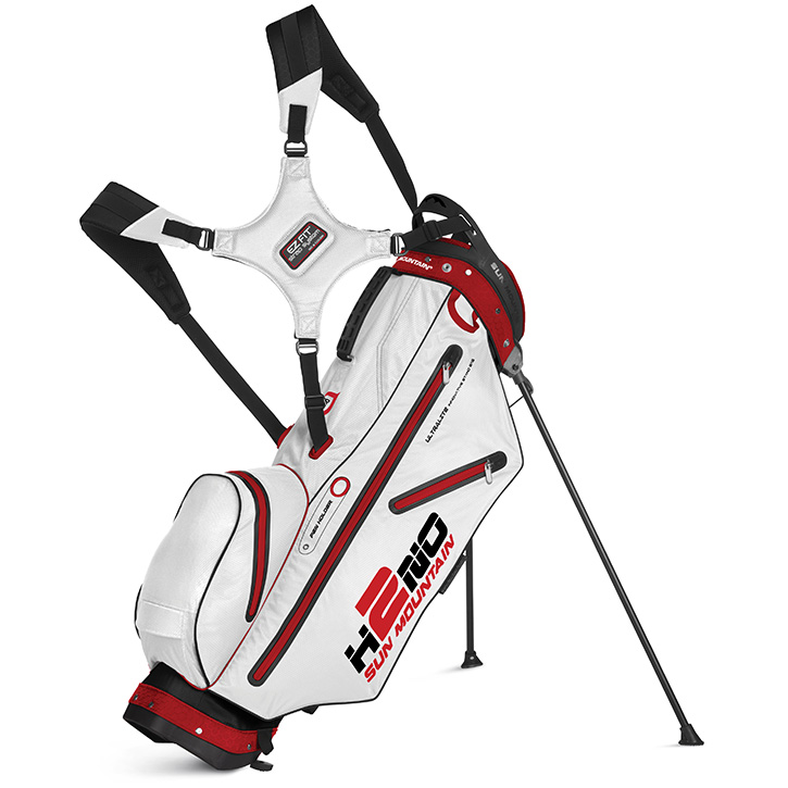 2015 Sun Mountain H2NO Ultra Lite Golf Stand Bag