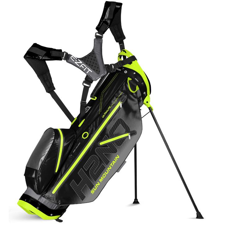 2016 Sun Mountain H2No Ultralite Golf Stand Bag