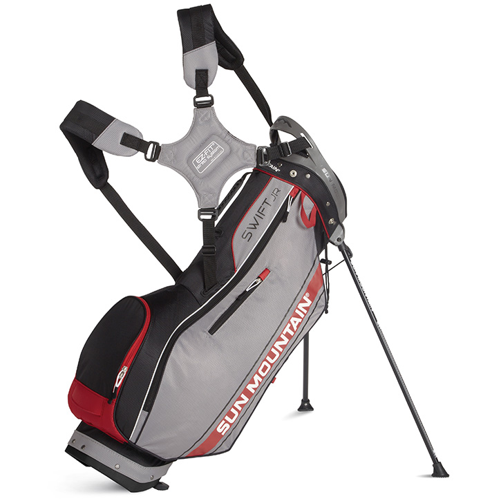 2015 Sun Mountain Swift Jr Golf Stand Bag At Intheholegolf Com