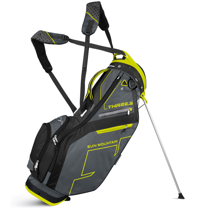 2016 Sun Mountain Three 5 Zero-G Golf Stand Bag