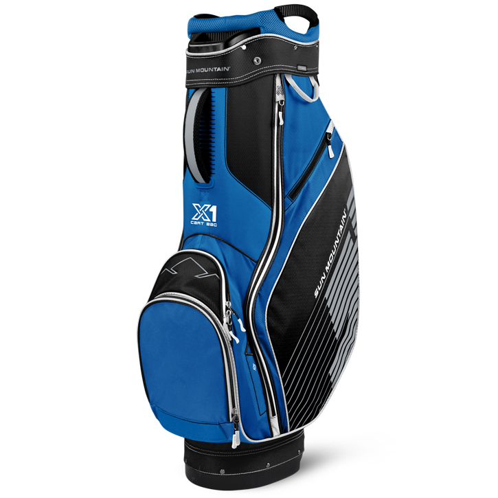2016 Sun Mountain X-One Golf Cart Bag