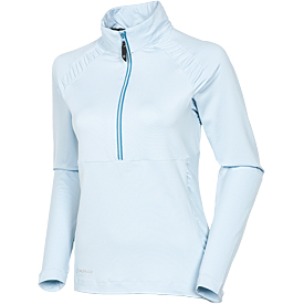SunIce Addie Stretch Pullover - Cool Blue - Womens