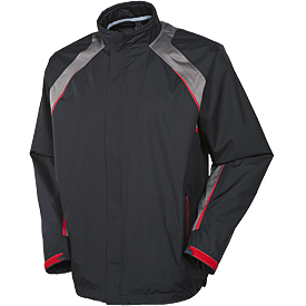 SunIce Omaha Zephal Typhoon Waterproof Jacket - Black - Mens