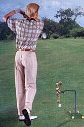 Swing Groover Golf Trainer