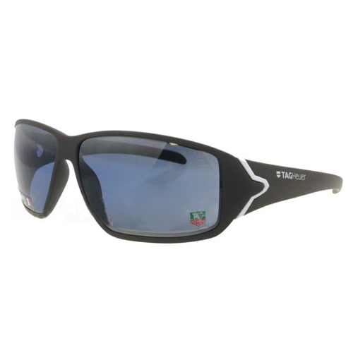 Tag Heuer Racer Sunglasses - Sand Frame/Grey Outdoor Lens