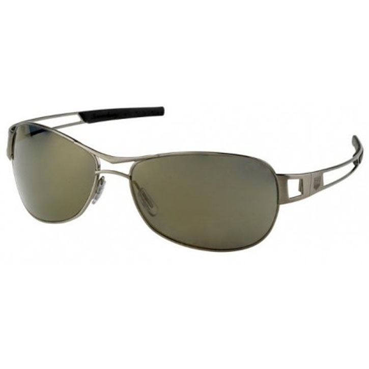 Tag Heuer Speedway Sunglasses - Dark Frame/Grey Precision Lens
