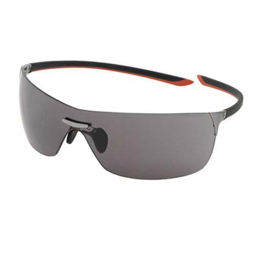 Tag Heuer Squadra Sunglasses - Dark Frame/Grey Outdoor Lens
