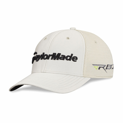 TaylorMade 2012 Tour Cage Hat - Stone