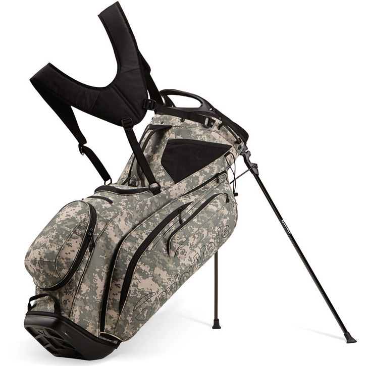 2016 TaylorMade Purelite Stand Bag - Camoflage