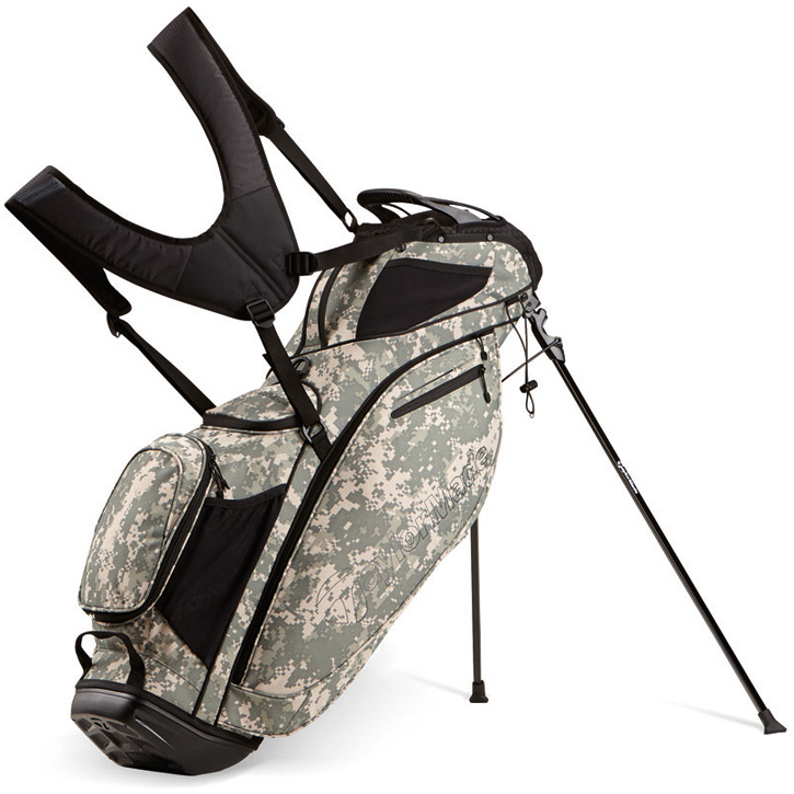 2016 TaylorMade TourLite Stand Bag - Camoflage