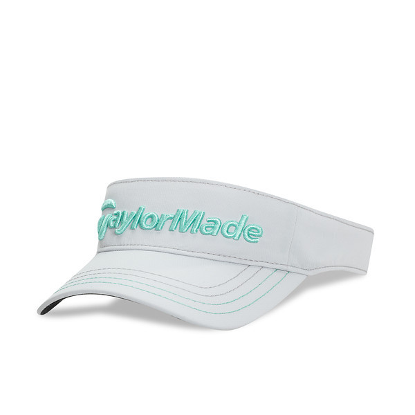 TaylorMade 2013 Chelsea Visor - Silver