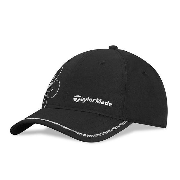 TaylorMade 2013 Petal Hat - Black Image