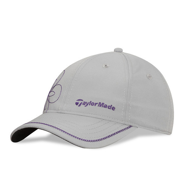 Image of TaylorMade 2013 Petal Hat - Silver