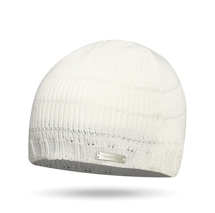 Image of TaylorMade 2013 Womens Beanie - White
