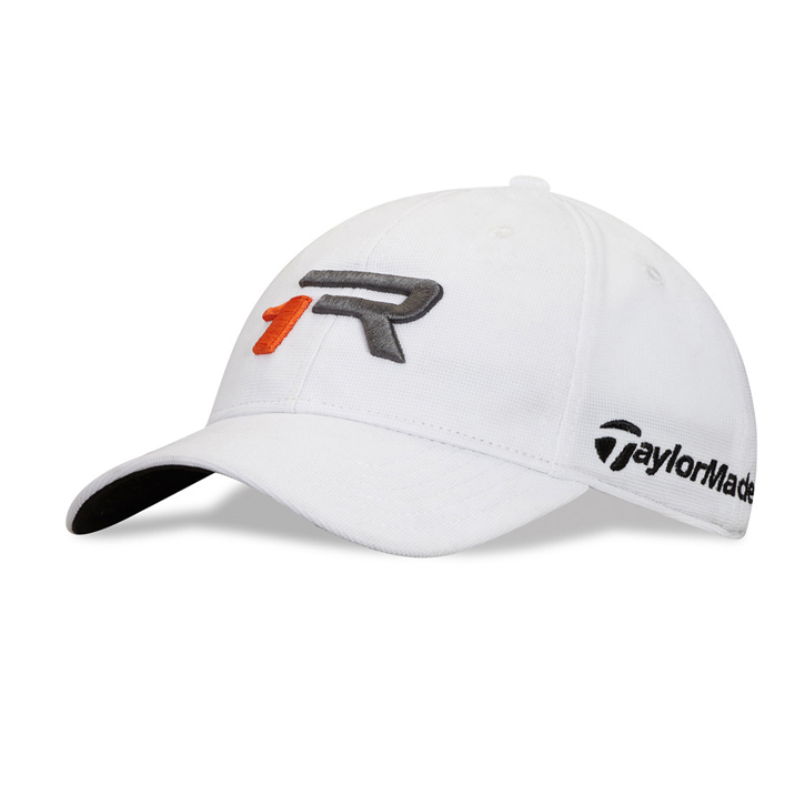 TaylorMade 2013 R1 Adjustable Hat - White Image