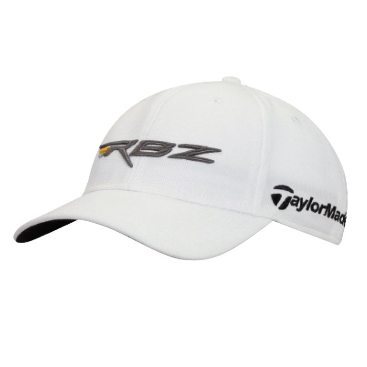 TaylorMade 2013 Rocketballz Stage 2 Adjustable Hat - White