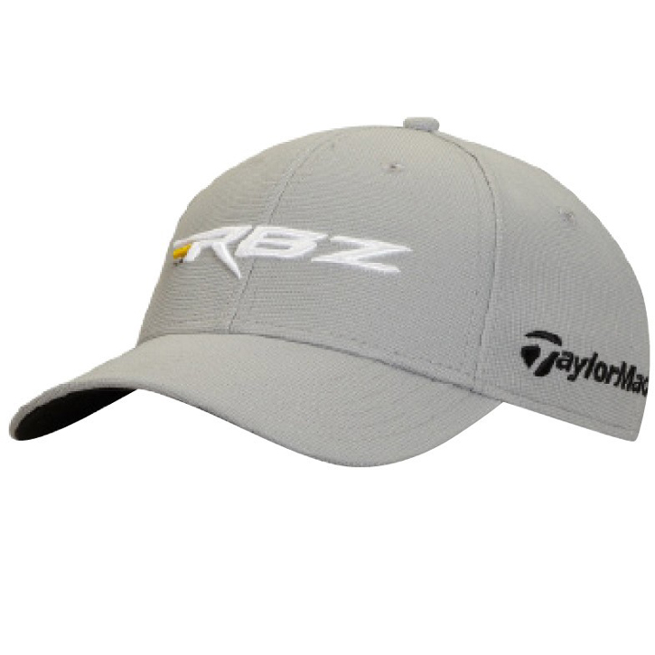 TaylorMade 2013 Rocketballz Stage 2 Adjustable Hat - Gray Image