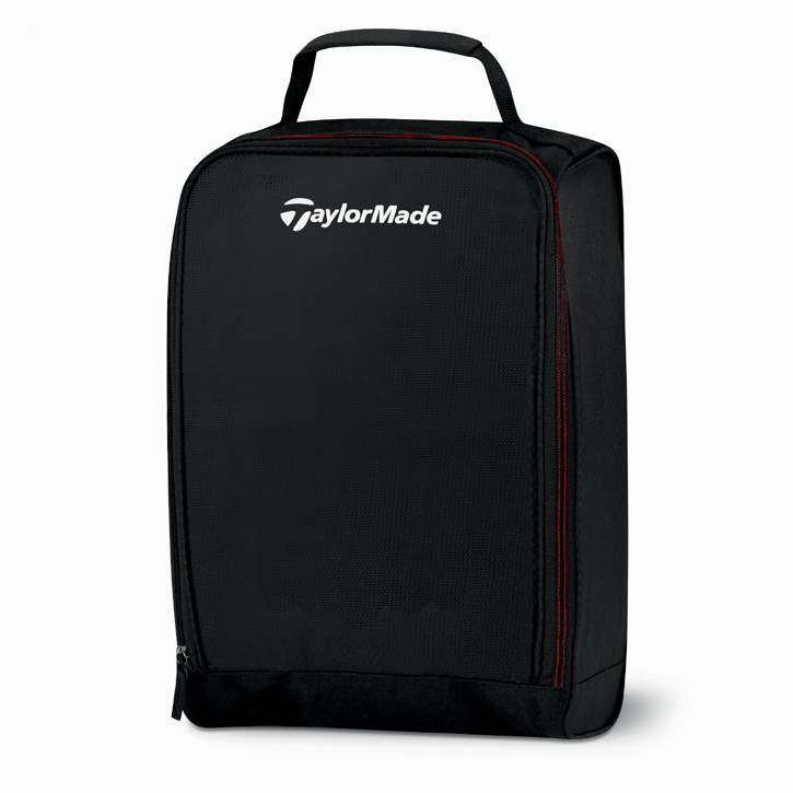 TaylorMade Performance Shoe Bag - Black