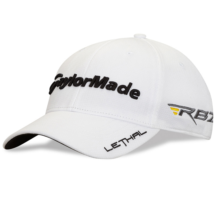 Image of TaylorMade 2013 Tour Radar Relaxed Hat - White