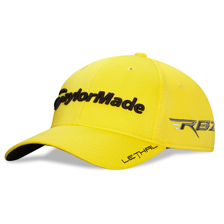 TaylorMade 2013 Tour Radar Relaxed Hat - Yellow