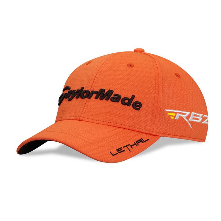 Image of TaylorMade 2013 Tour Radar Relaxed Hat - Orange