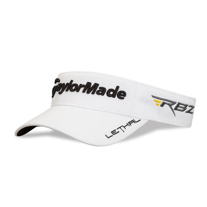 TaylorMade 2013 Tour Radar Visor - White