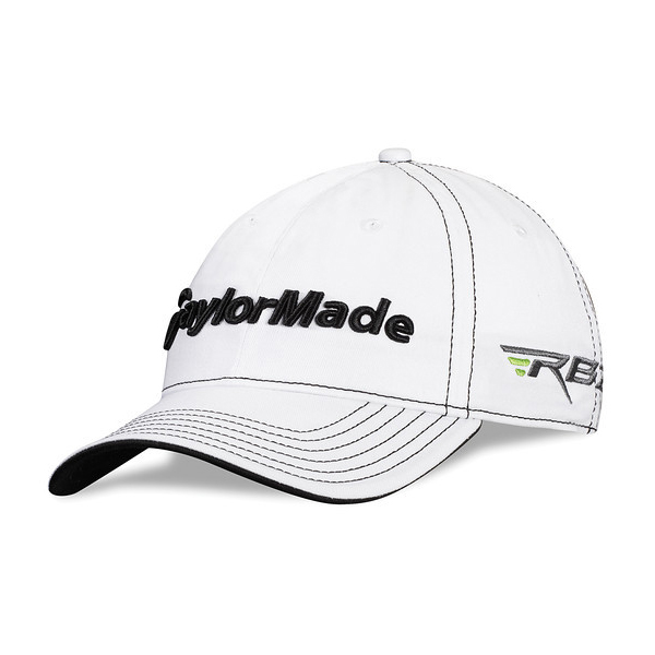 Image of TaylorMade 2013 Tour Cotton Hat - White