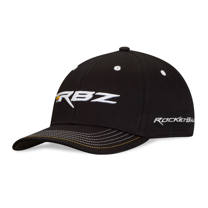 TaylorMade 2013 Rocketballz Stage 2 High Crown Hat - Black Image