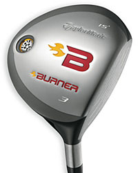 TaylorMade 2008 Burner Steel Fairway Wood