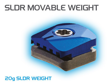 SLDR Movable Weight