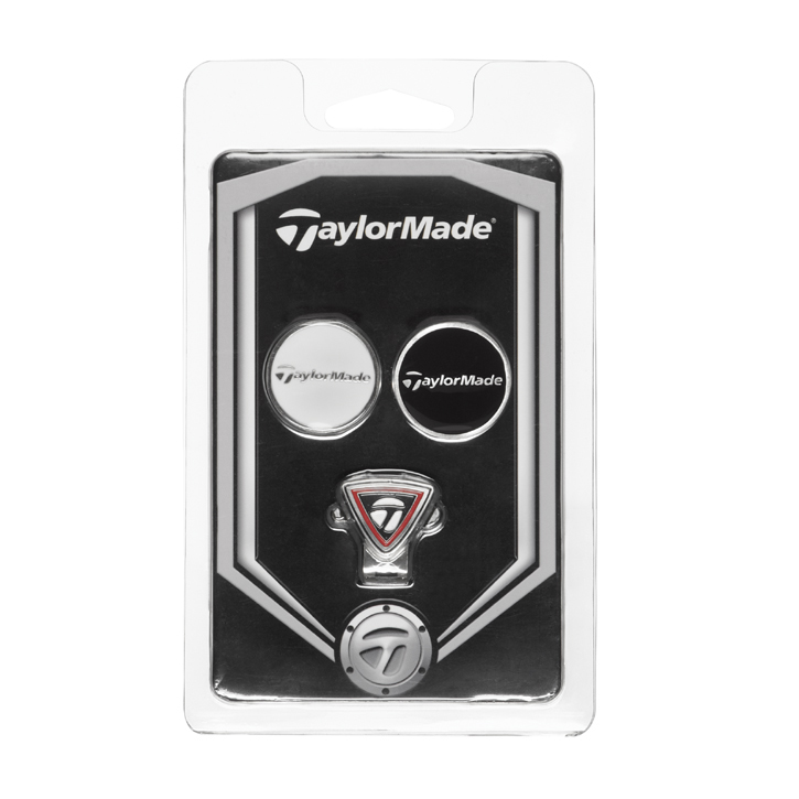 TaylorMade Hat Clip Set