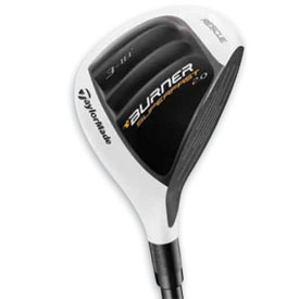 TaylorMade Burner SuperFast 2.0 Rescue Hybrid - Womens