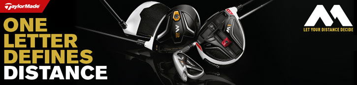 taylormade m1 & m2 golf clubs
