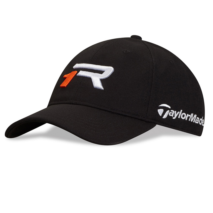TaylorMade R1 Adjustable Hat - Black