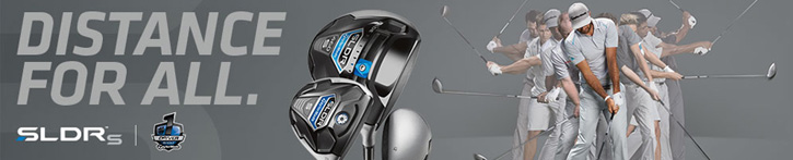 taylormade sldr s woods