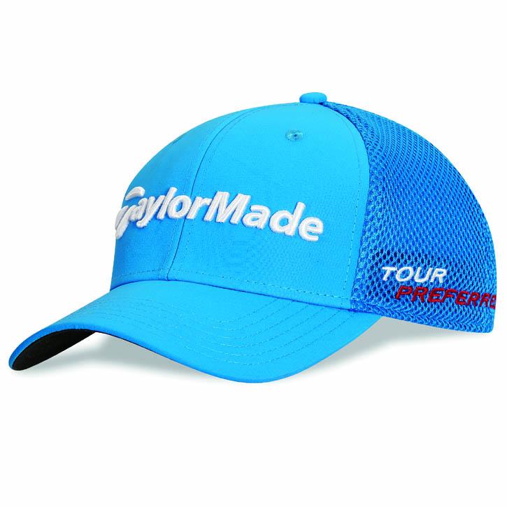 cd14724c0ac Taylormade Tour Cage Golf Hat Blue At Intheholegolf