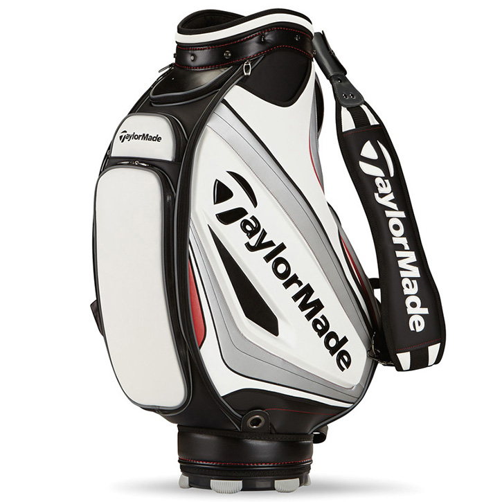 taylormade tour staff cart bag at intheholegolf