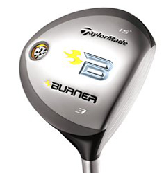 TaylorMade Ladies Burner Fairway Wood