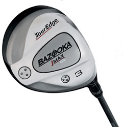 Tour Edge Bazooka JMAX QL Fairway Woods