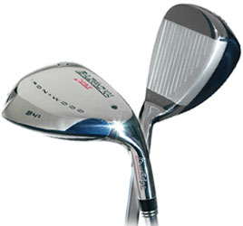 Tour Edge JMAX Iron-Wood Wedge