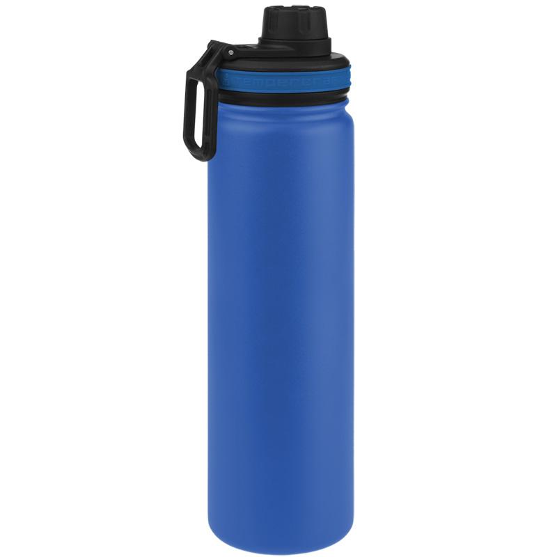 Tempercraft Insulated Water Bottle 22oz Sport - Blue