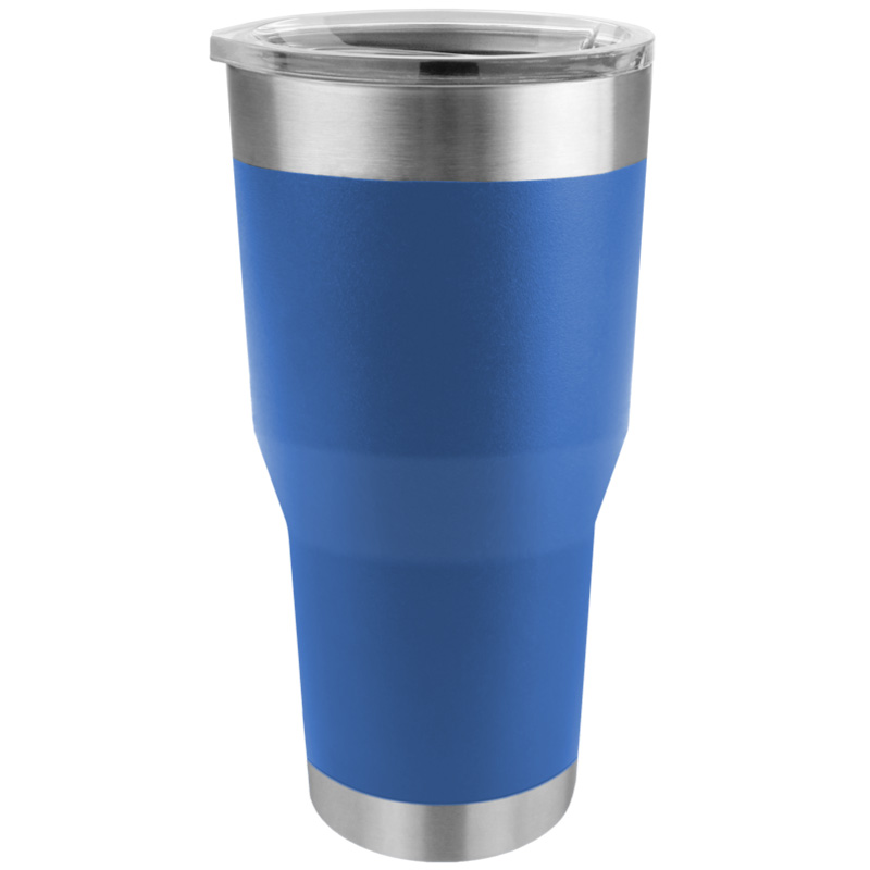 Tempercraft Stainless Steel Insulated Tumbler 28oz - Blue