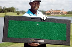 The Golf Mat By Vijay Singh