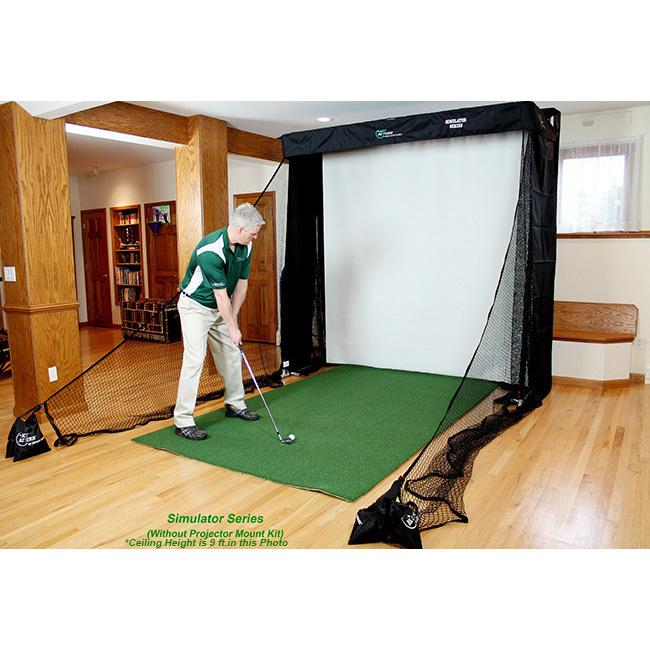 The Net Return Simulator Series Golf Net