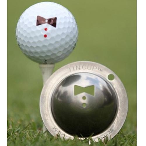 Tin Cup Golf Ball Marker - 007